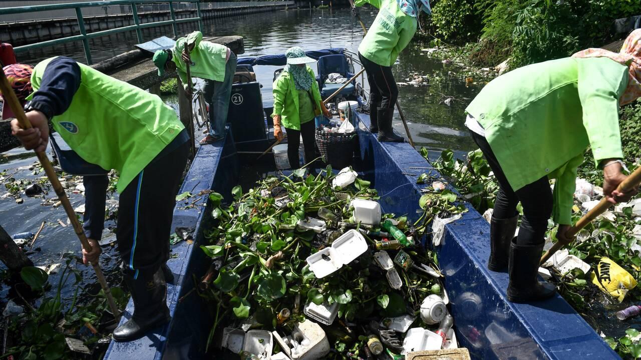 Thaïlande: les déchets plastiques explosent avec la pandémie