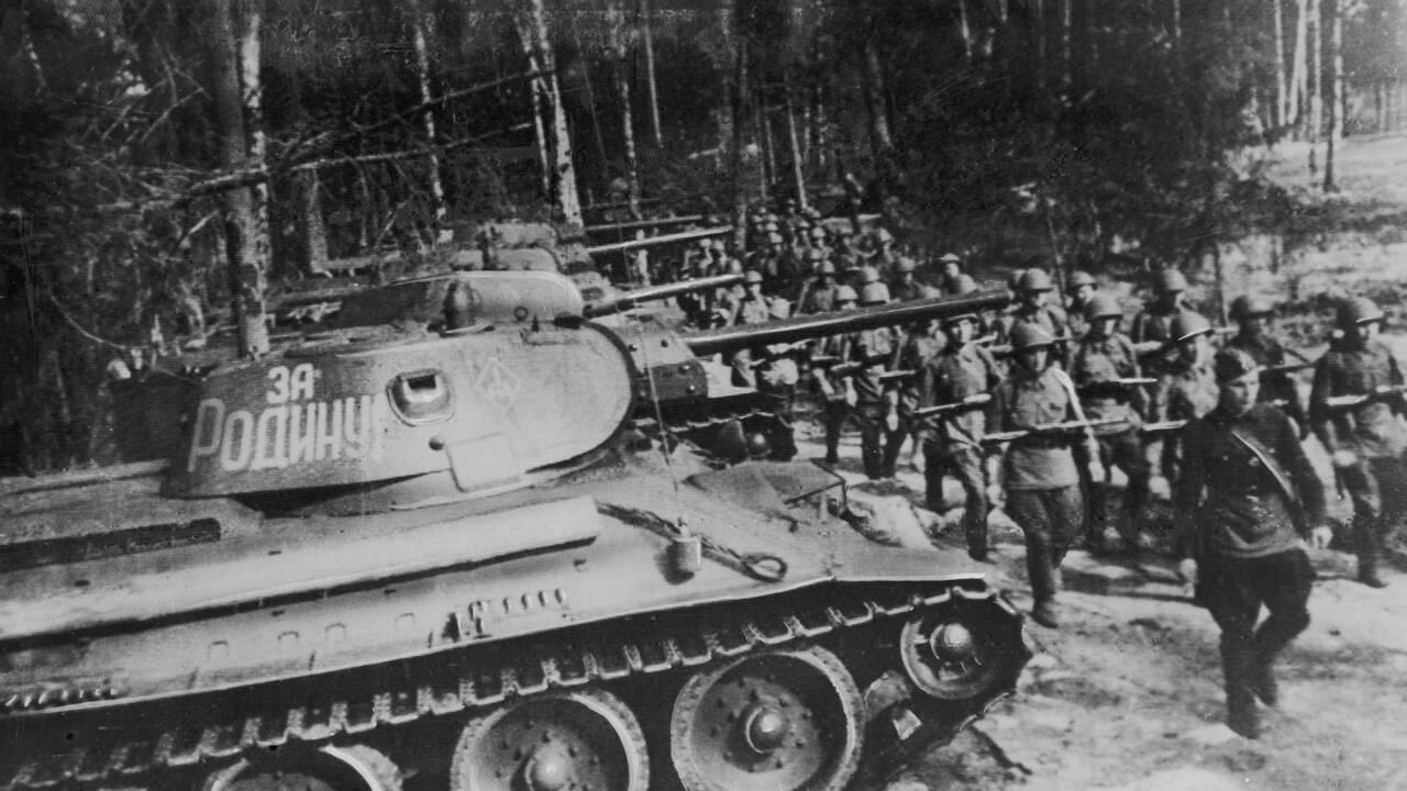 Cinq épisodes de la Seconde Guerre mondiale qui nourrissent encore des tensions en Russie