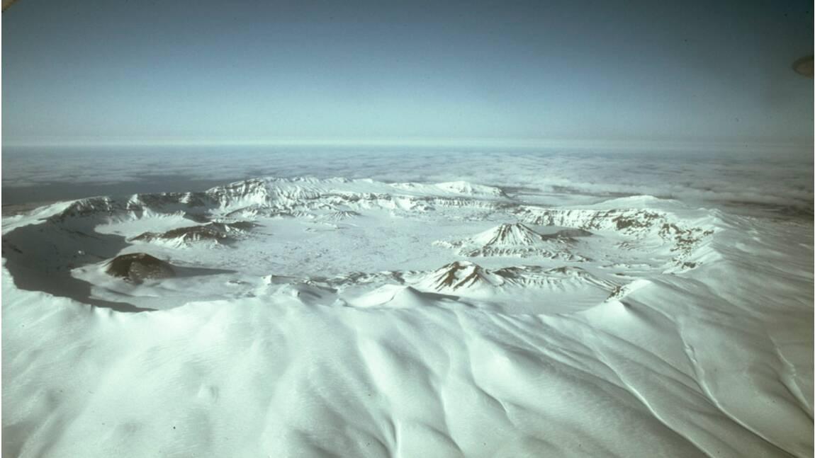 L'éruption d'un volcan en Alaska aurait contribué à la chute de la République romaine il y a 2000 ans