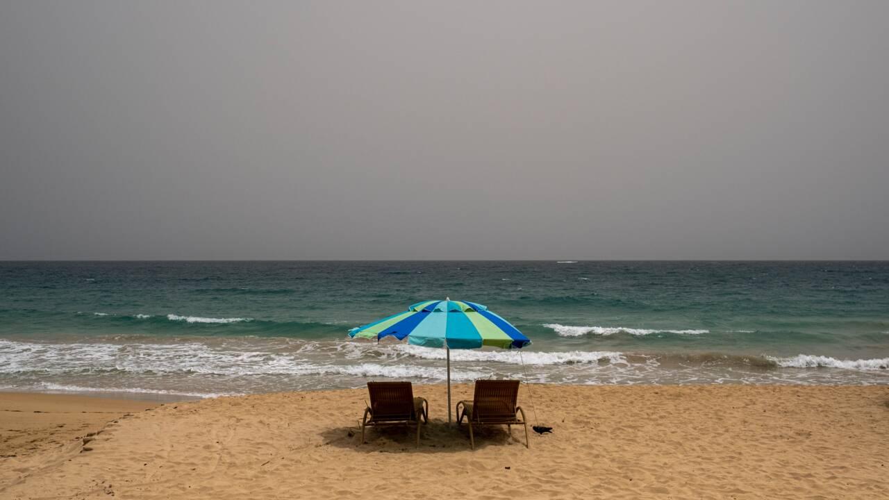 Un vent de sable du Sahara fait suffoquer les Caraïbes