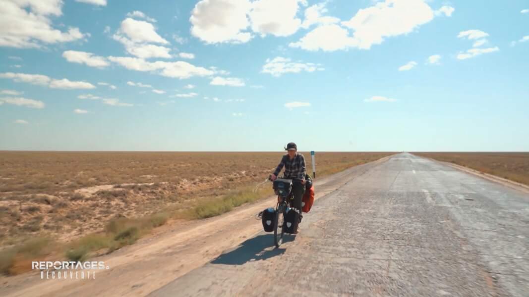 Dijon - Pékin à vélo : redécouvrez le voyage d'Aurélie Gonet dans un documentaire inédit