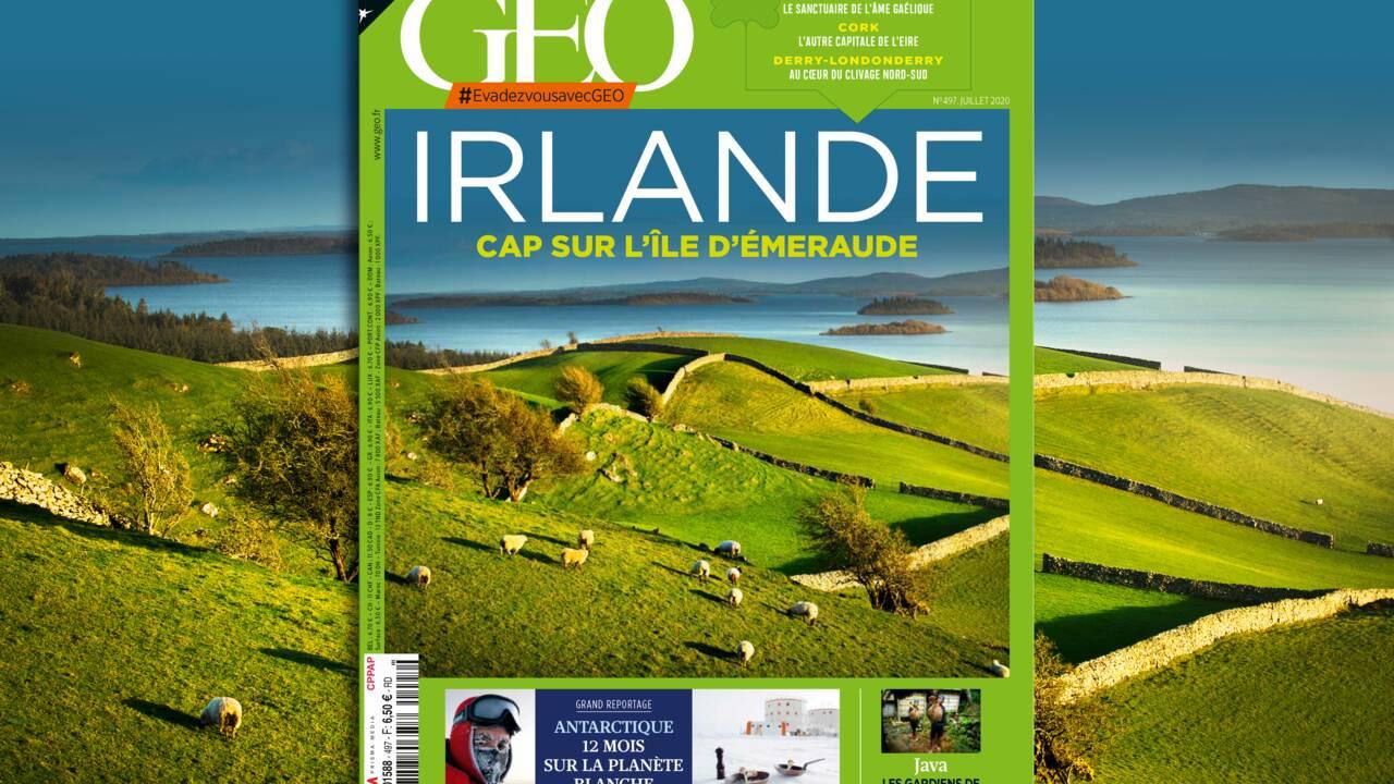 L'Irlande au sommaire du nouveau numéro de GEO