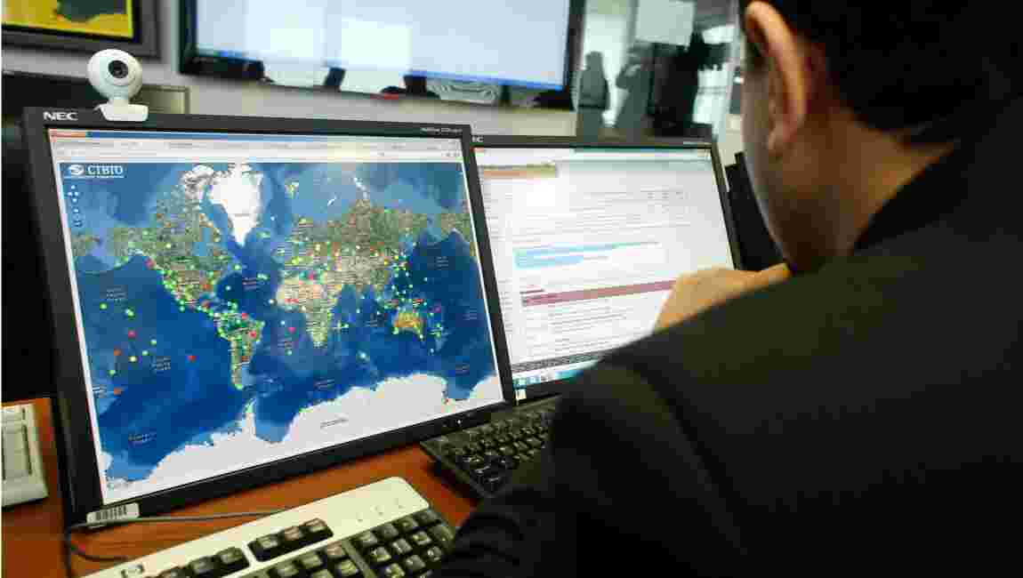Une hausse faible de radioactivité d'origine humaine relevée en Europe du Nord