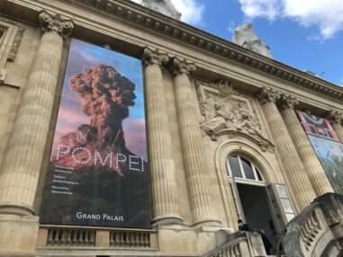 Pompéi, une exposition immersive à découvrir au Grand Palais