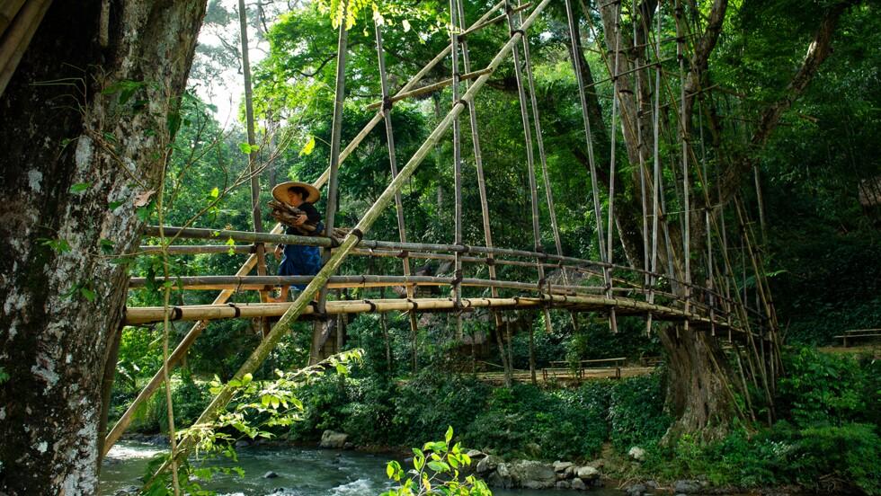 """Indonésie : en immersion avec les Baduy, gardiens de la """"forêt interdite"""" sur l'île de Java"""