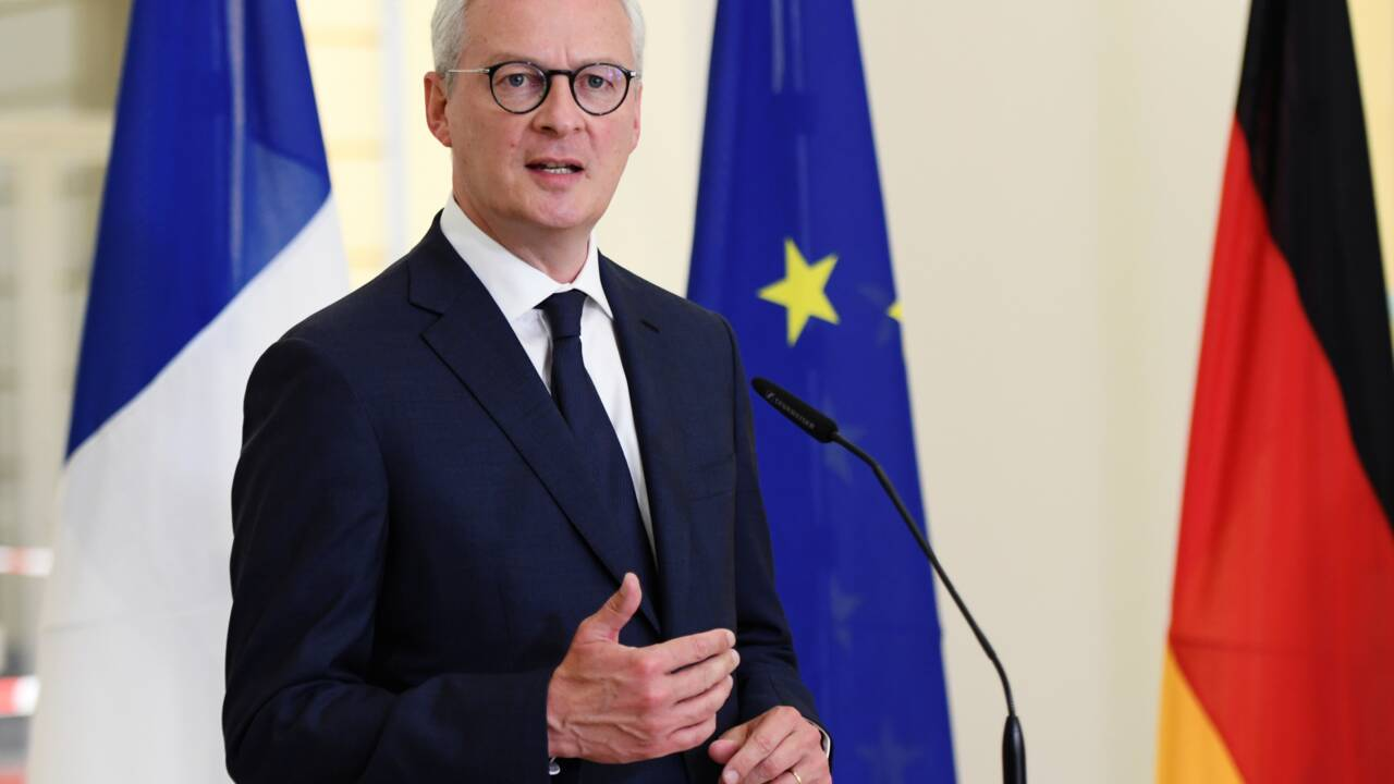 """Fessenheim: le nucléaire """"garde toute sa pertinence"""" en France, affirme Le Maire"""