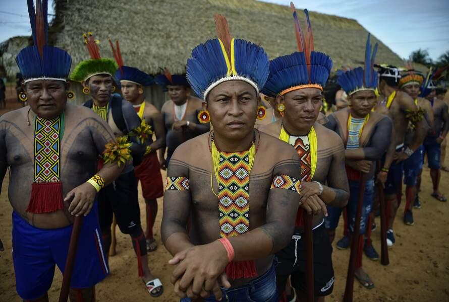 La révolte des Indiens d'Amazonie