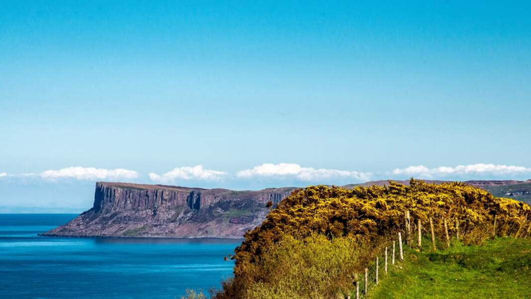 Beauté sauvage des paysages irlandais