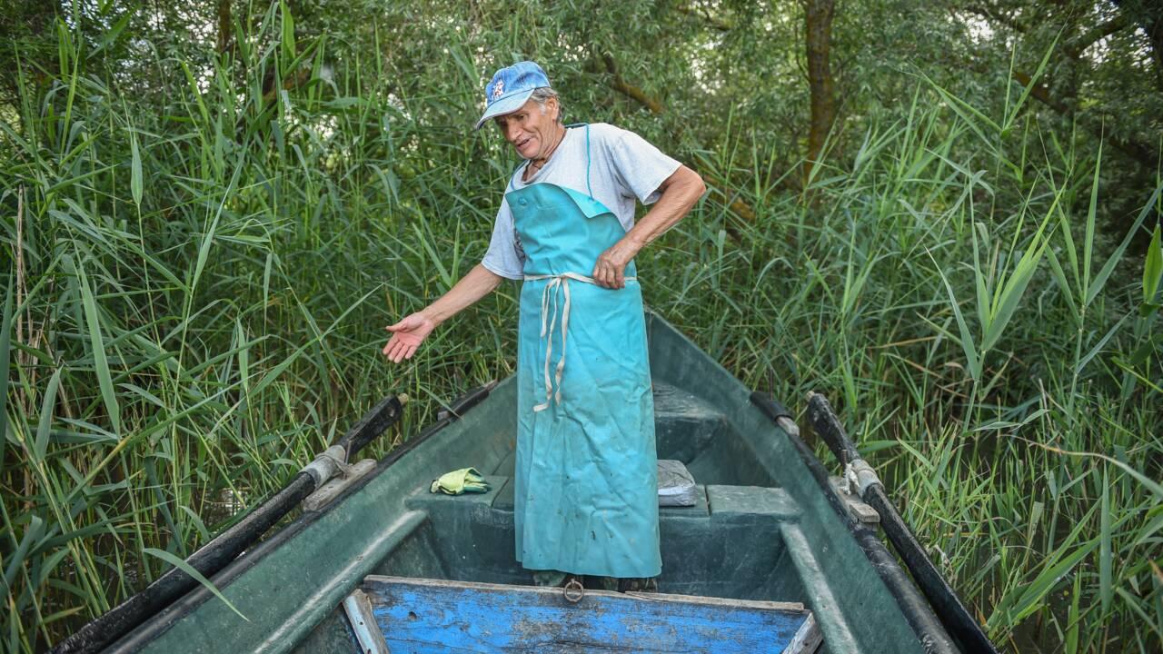 Dans le sillage des derniers pêcheurs du Danube, un monde s'efface