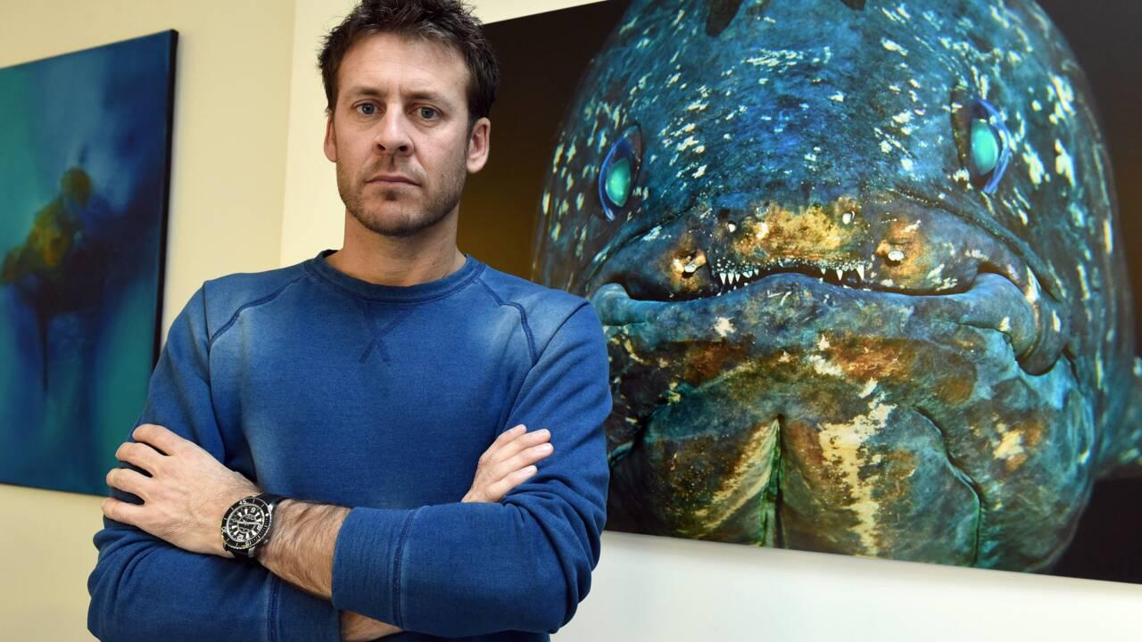 Le photographe naturaliste Laurent Ballesta, star du 64e album de Reporters sans Frontières