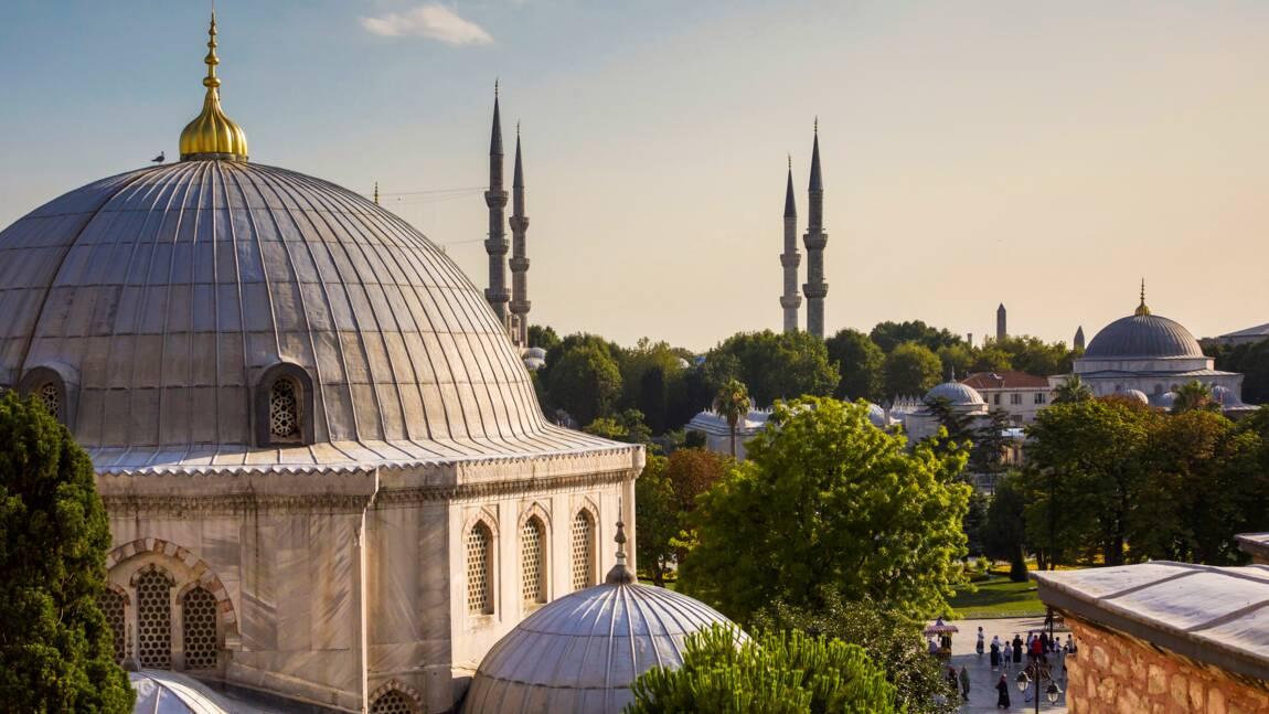 Turquie: cinq choses à savoir sur l'ex-basilique Sainte-Sophie