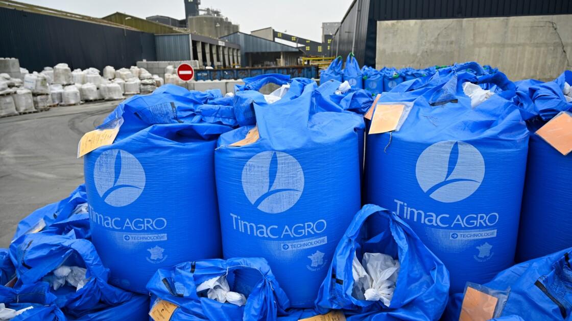 La justice ordonne une expertise sur les rejets d'une usine d'engrais à Saint-Malo