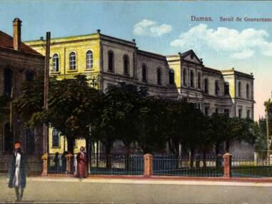 Damas et Alep au début du XXe siècle : des cités syriennes entre Orient et Occident
