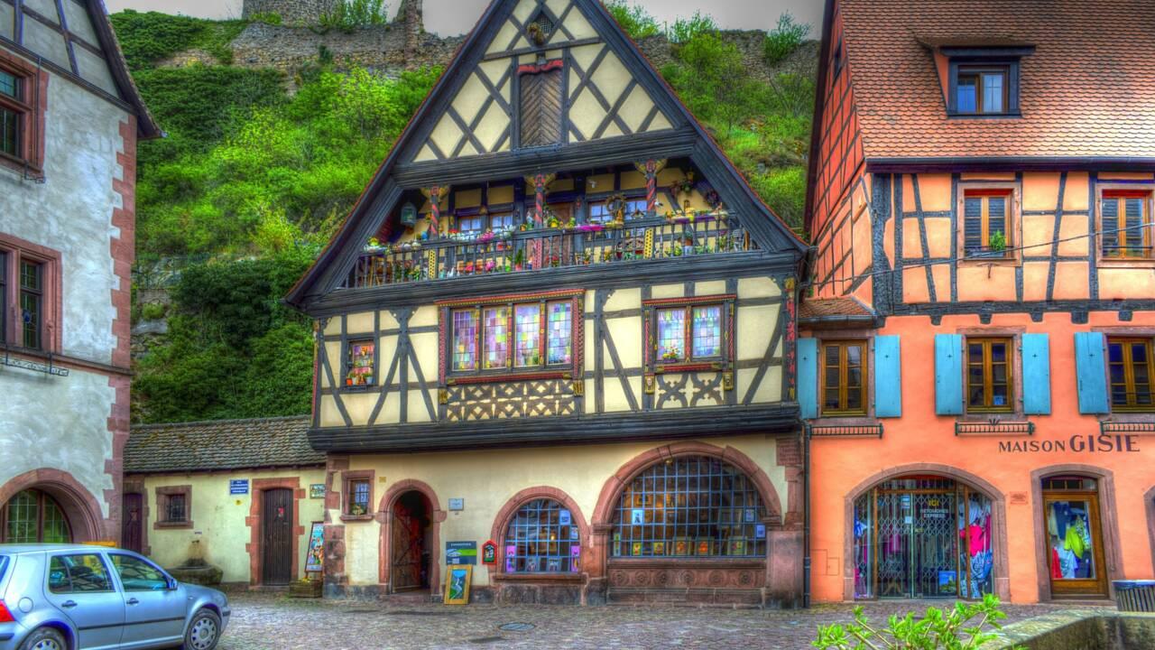 Quels sont les plus beaux villages d'Alsace ?