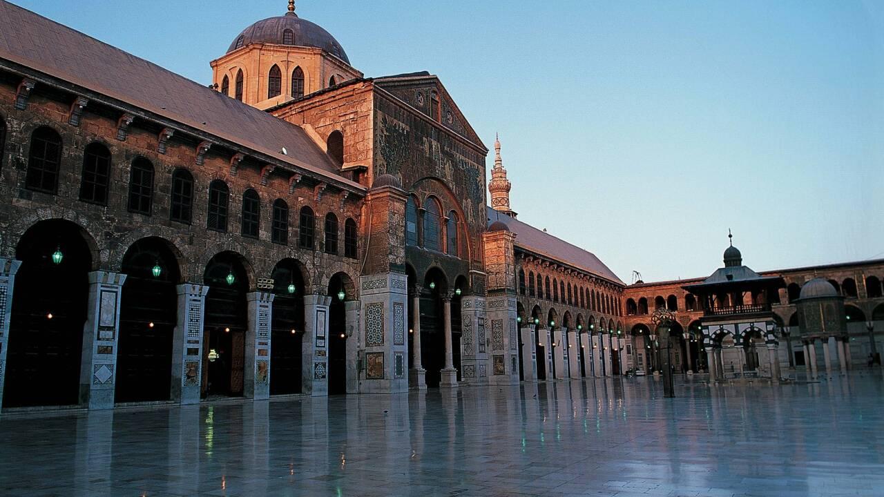 Quand Damas était le centre du monde musulman