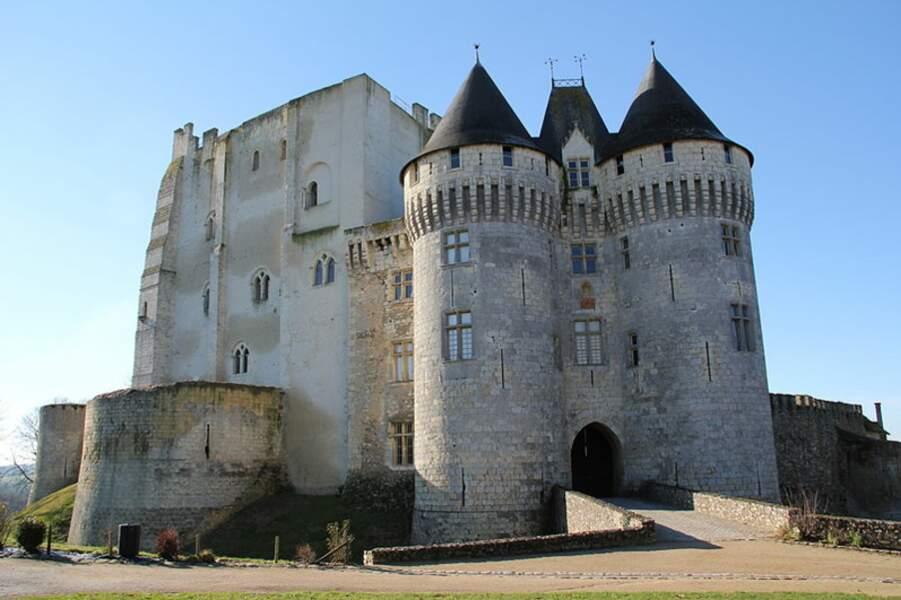 Le château de Nogent-le-Rotrou