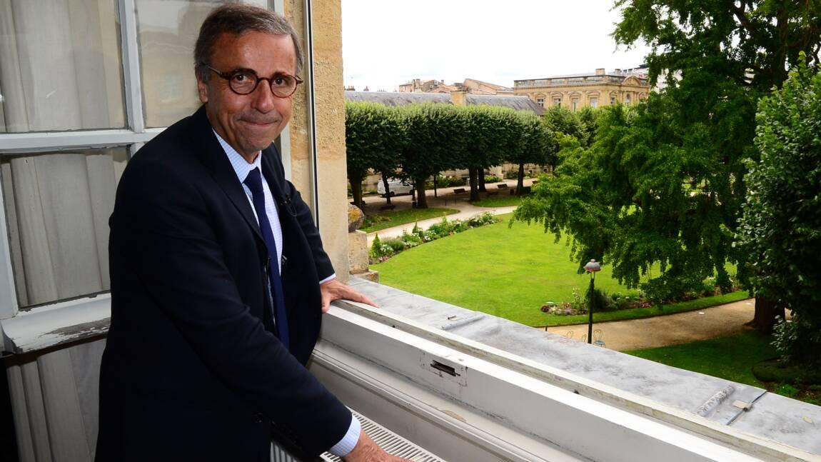 """Elu maire de Bordeaux, l'écologiste Hurmic va déclarer """"l'état d'urgence climatique"""""""