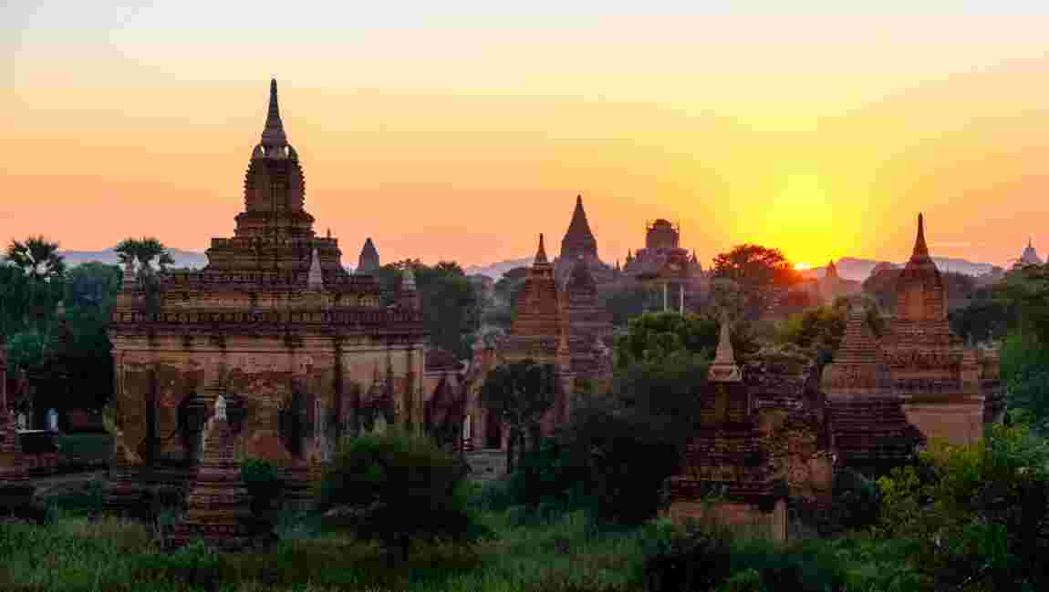 Birmanie : les pilleurs de temples investissent Bagan, vide de touristes