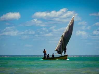 A la rencontre des peuples des mers : le carnet de voyage du navigateur Marc Thiercelin