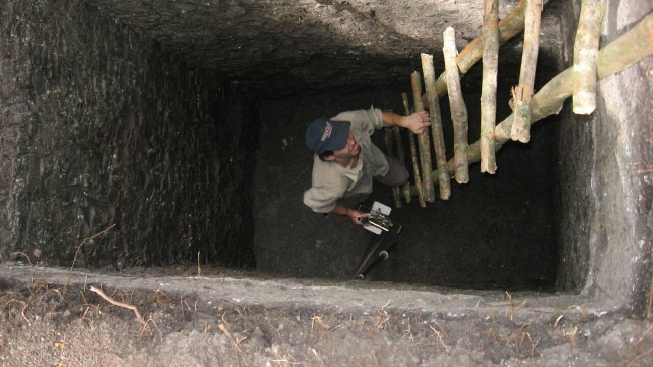 De l'eau polluée pourrait avoir favorisé le déclin d'une ancienne cité maya au Guatemala