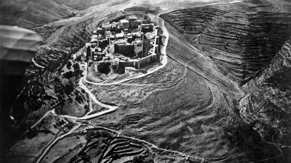 Syrie : le krak des Chevaliers, imprenable citadelle des croisés