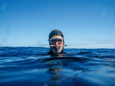 L'incroyable odyssée du nageur Ben Lecomte pour alerter sur la pollution des océans