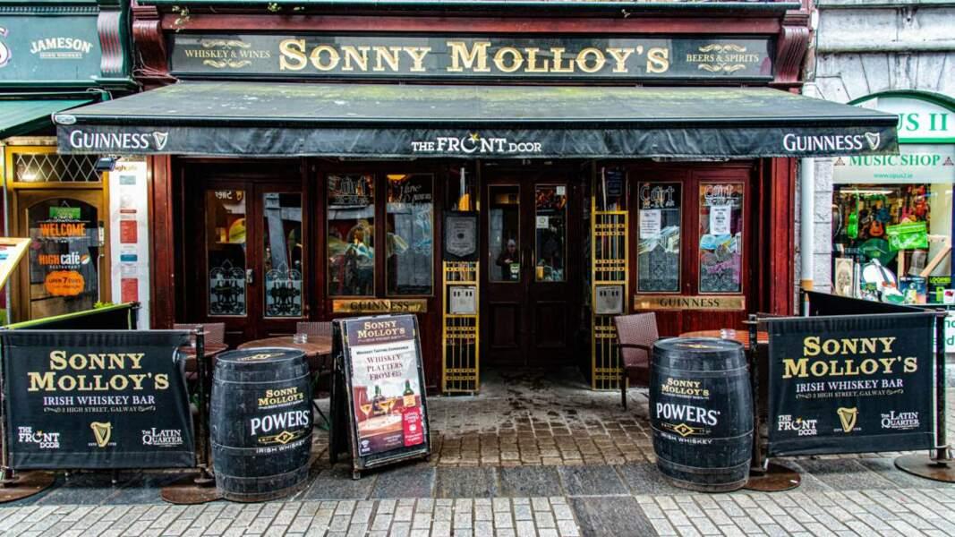 Autre établissement renommé : le Sonny Molloy's
