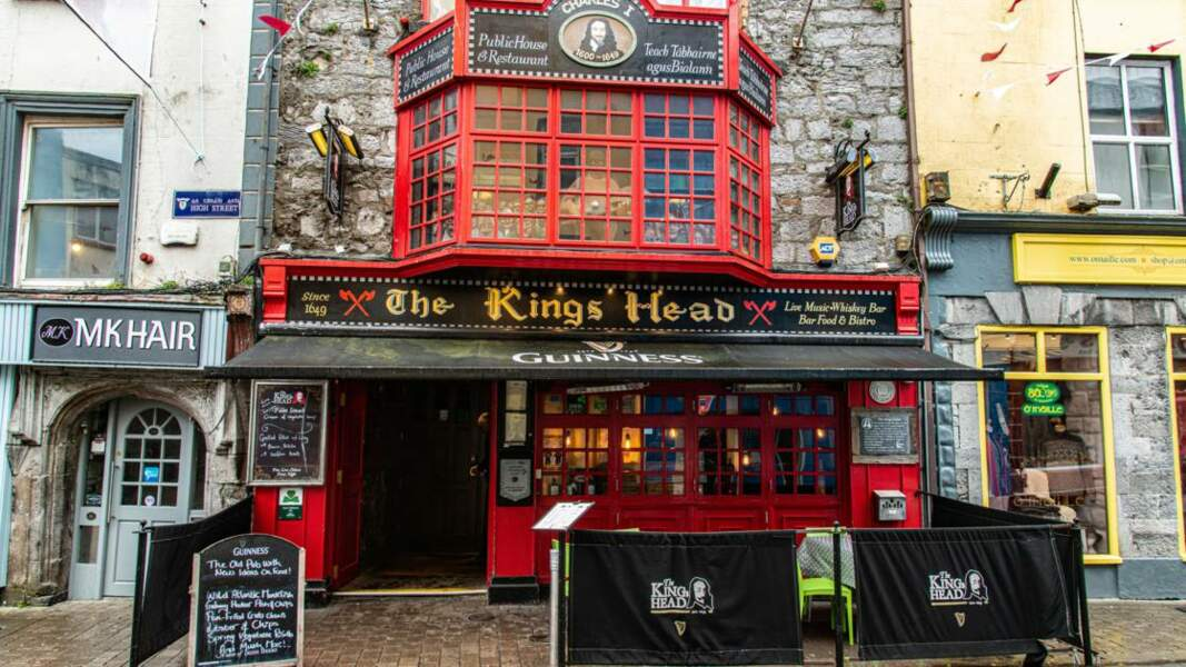 The Kings Head, à Galway