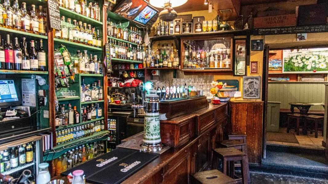 Un endroit bien accueillant pour les amateurs de bière