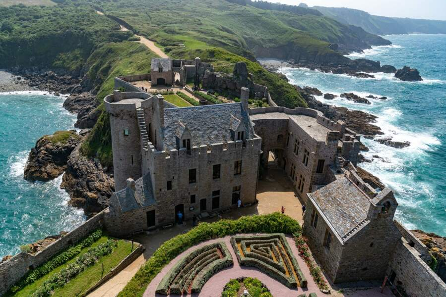 Le fort La Latte (Bretagne)