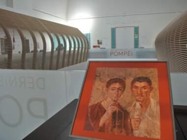 Dernier repas à Pompéi : à la découverte de l'exposition du musée de l'Homme