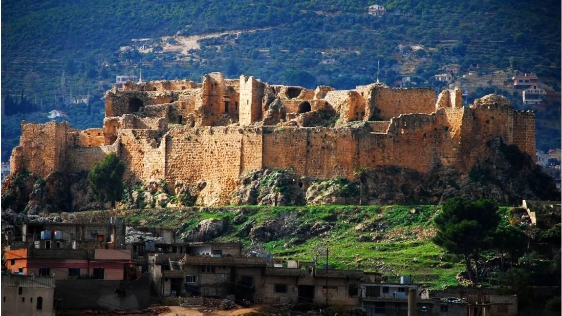 """La Syrie au temps de la secte des """"Hashashins"""""""