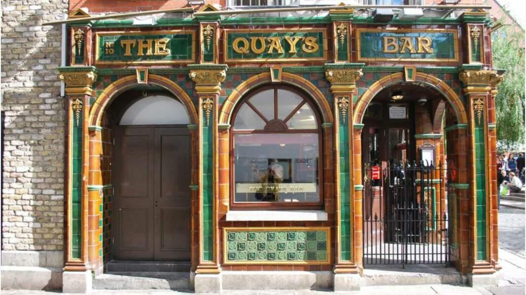 The Quays Bar à Dublin