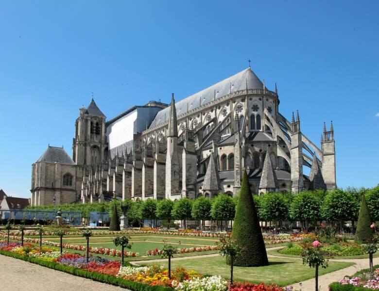 Cathédrale Saint-Etienne de Bourges