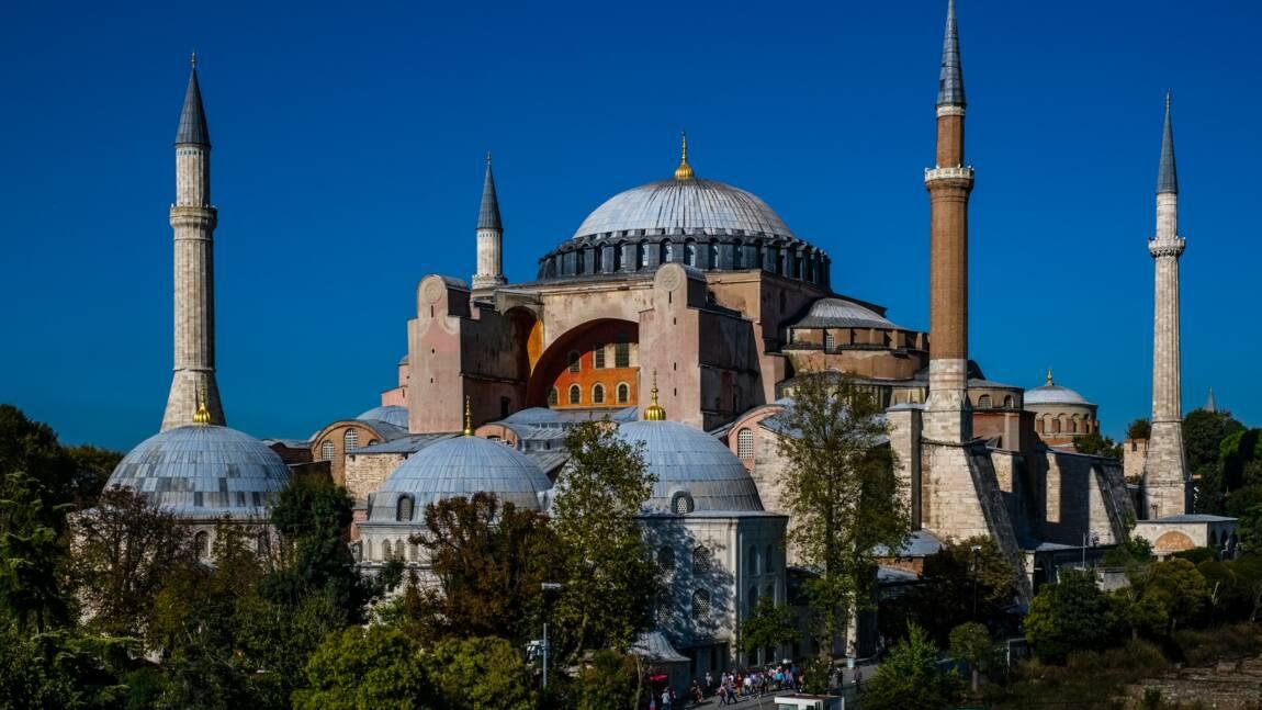 Sainte-Sophie : l'Unesco, préoccupée, appelle la Turquie au dialogue