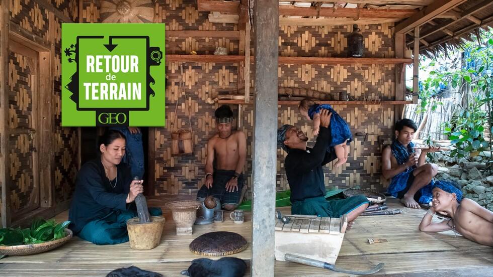 Podcast : notre photographe a passé six semaines dans la forêt chez les Baduy de Java