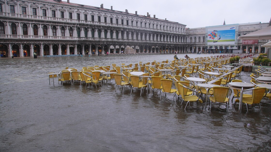 Venise peut finalement être protégée des inondations grâce à Moïse