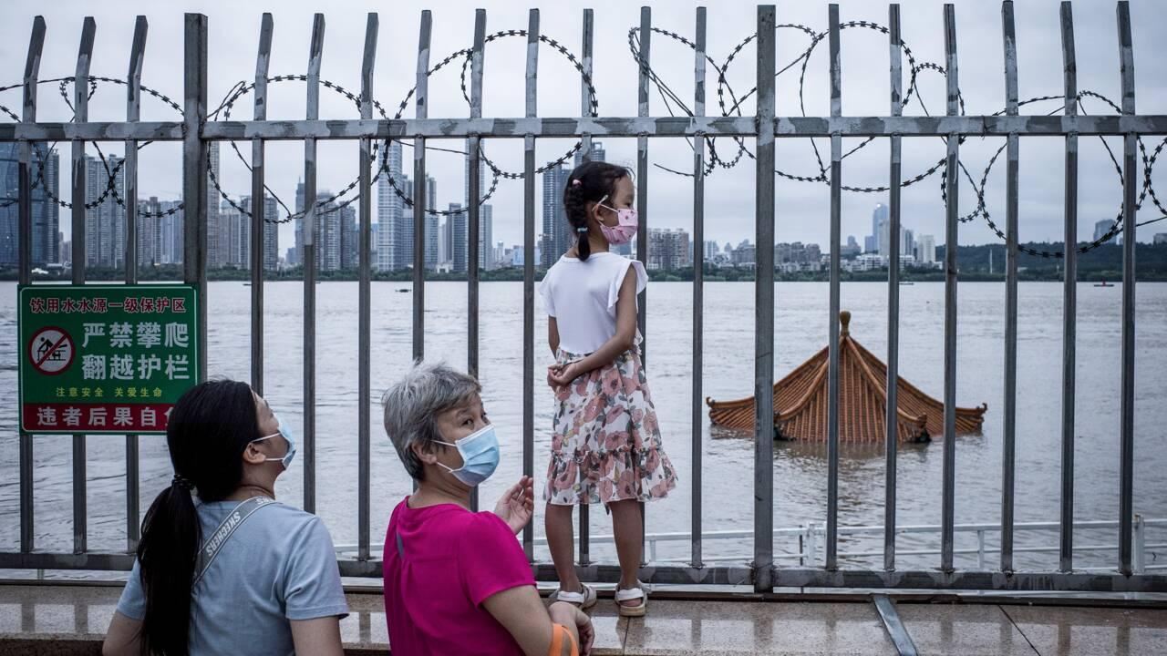Chine: le Yangtsé à des niveaux critiques en amont de Wuhan