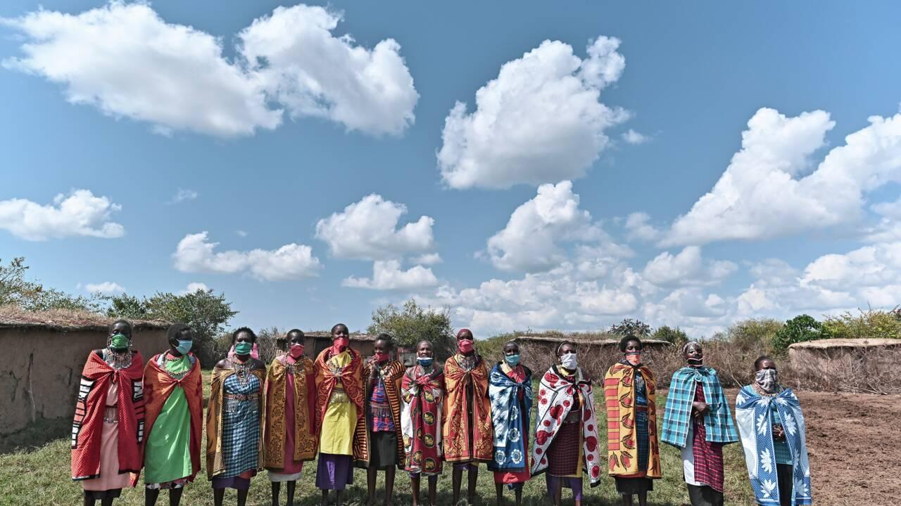 Dans le Mara au Kenya, le Covid-19 siphonne les revenus des Masaï