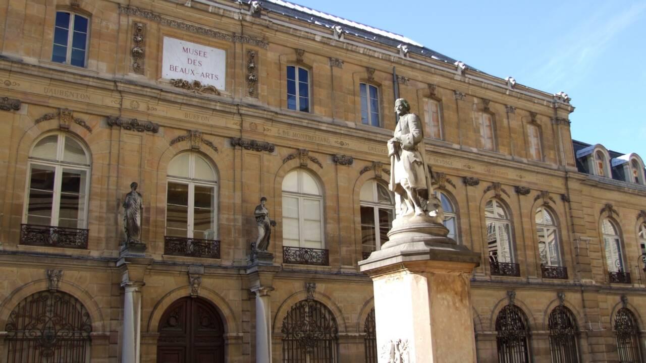 200 ans après, une exceptionnelle statuette médiévale de retour à Dijon