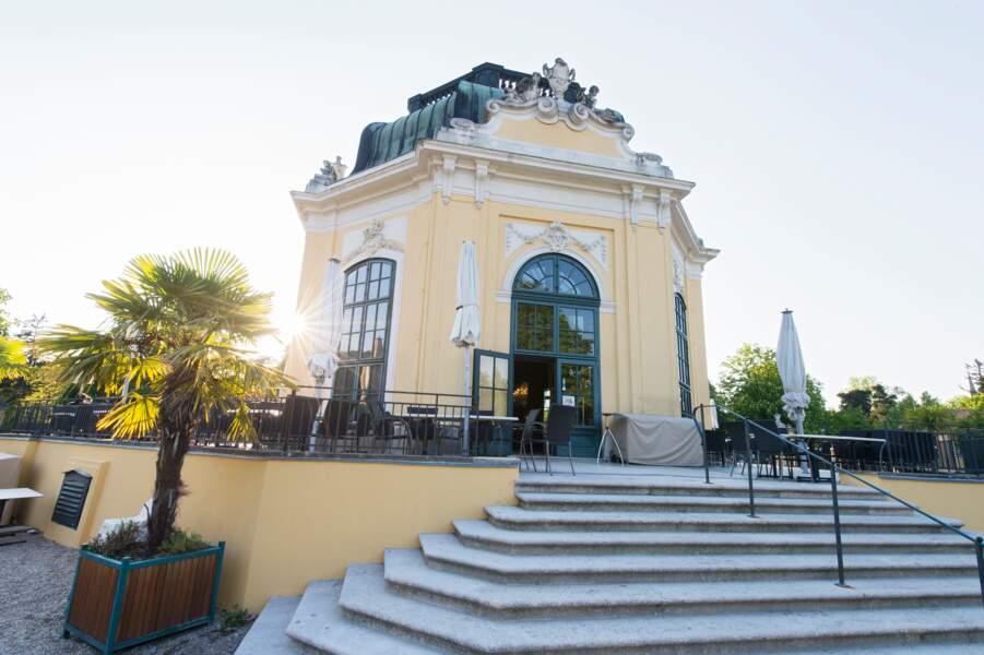 Le zoo de Vienne, Autriche