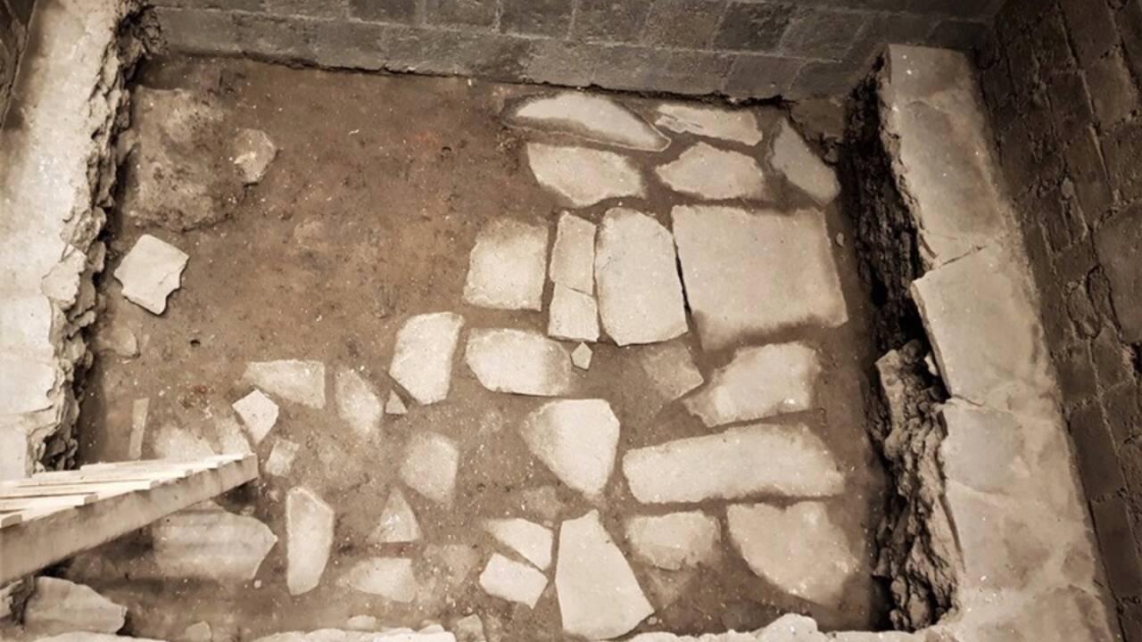 Les ruines d'un palais aztèque et de la demeure de Cortés exhumées 500 ans après à Mexico