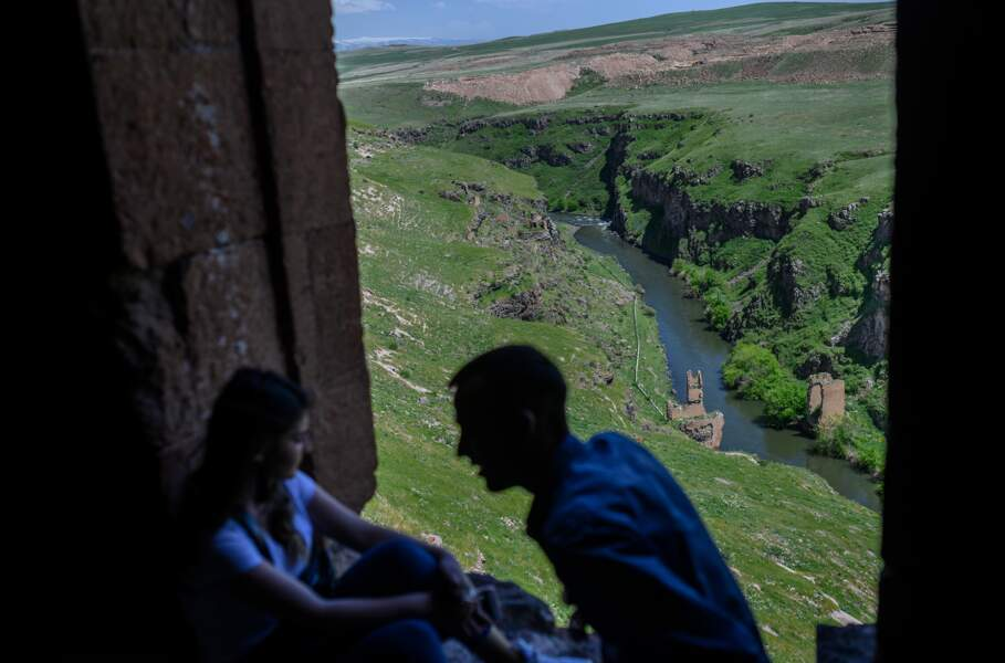 La frontière arménienne, l'une des plus verrouillées au monde