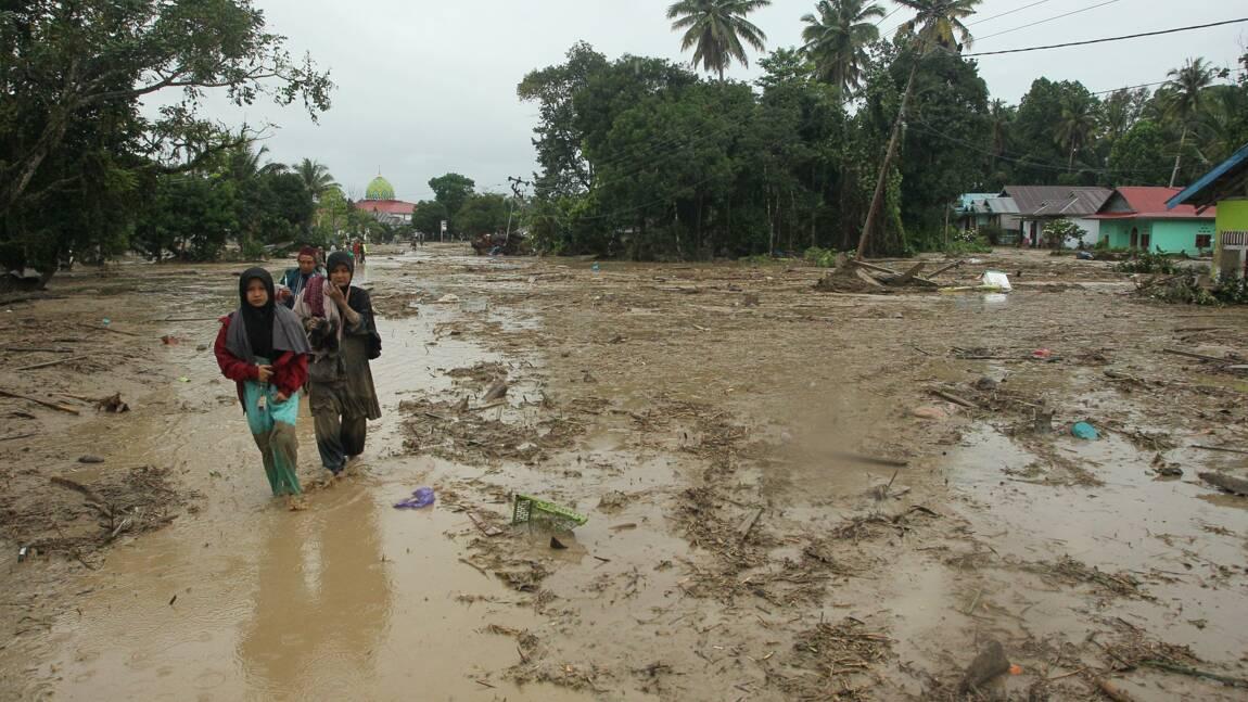 Indonésie: le bilan des inondations grimpe à 21 morts