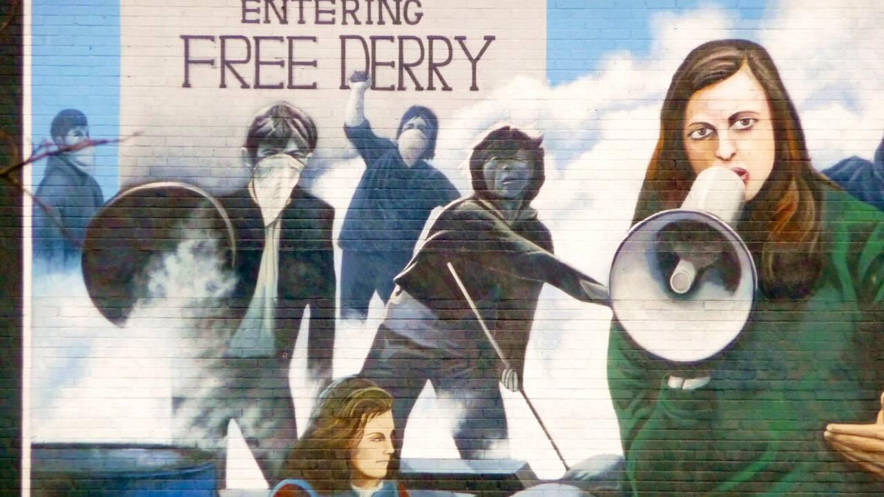 Derry-Londonderry : immersion dans la ville du Bloody Sunday