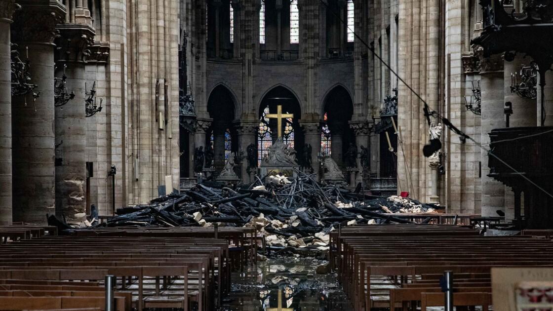 Avant la cathédrale de Nantes, d'autres édifices endommagés par le feu