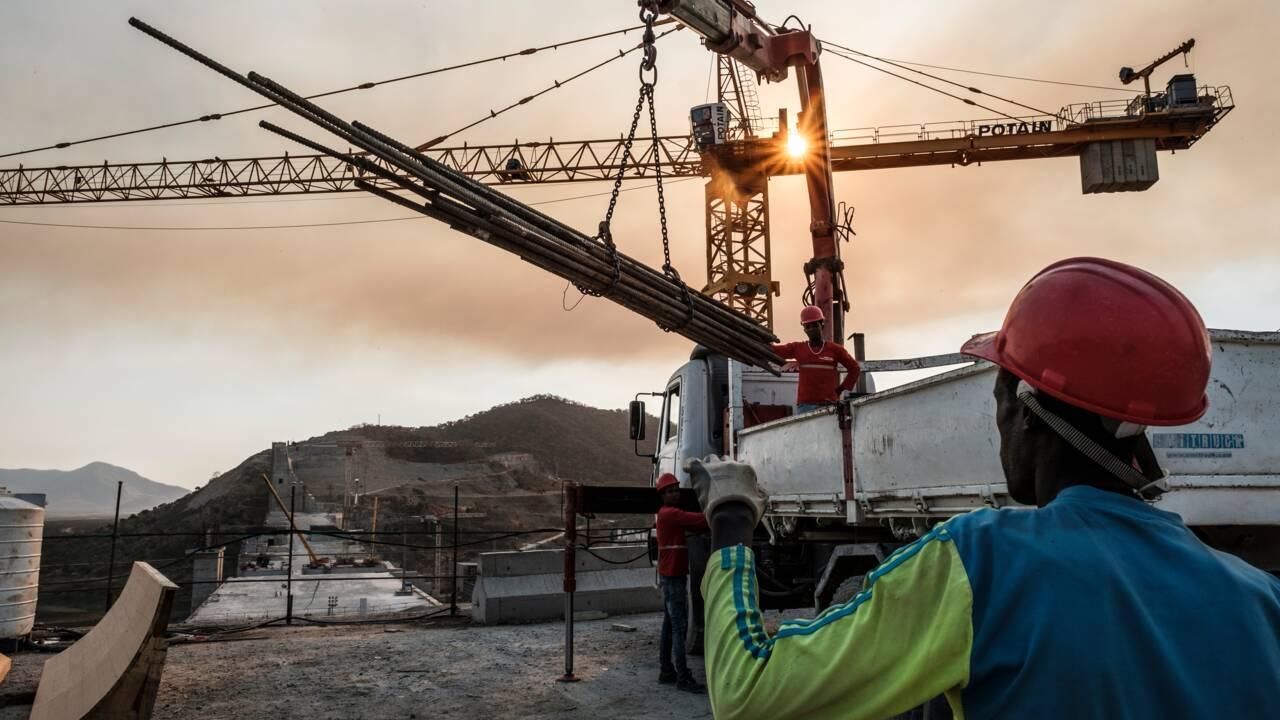 Barrage éthiopien sur le Nil: le niveau du remplissage prévu la 1re année est atteint