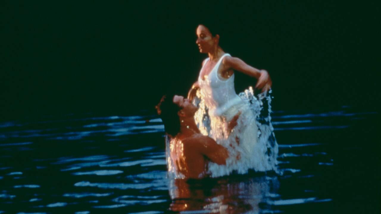 """Le lac du film """"Dirty Dancing"""" de nouveau rempli après 12 ans sans eau"""