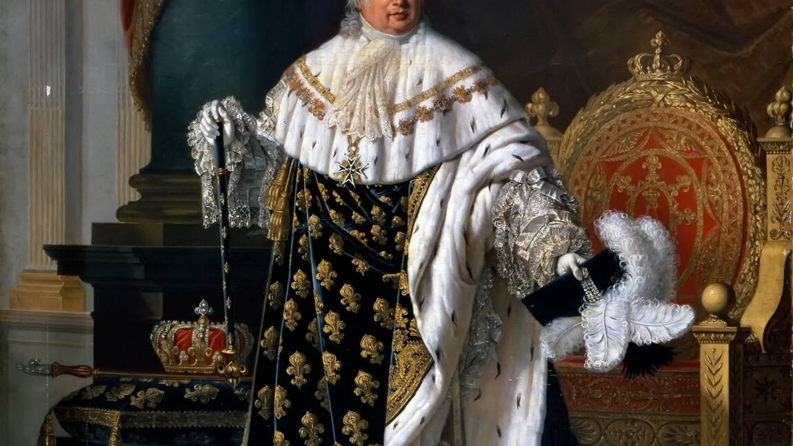 Qui était Louis XVIII, le Roi du compromis ?