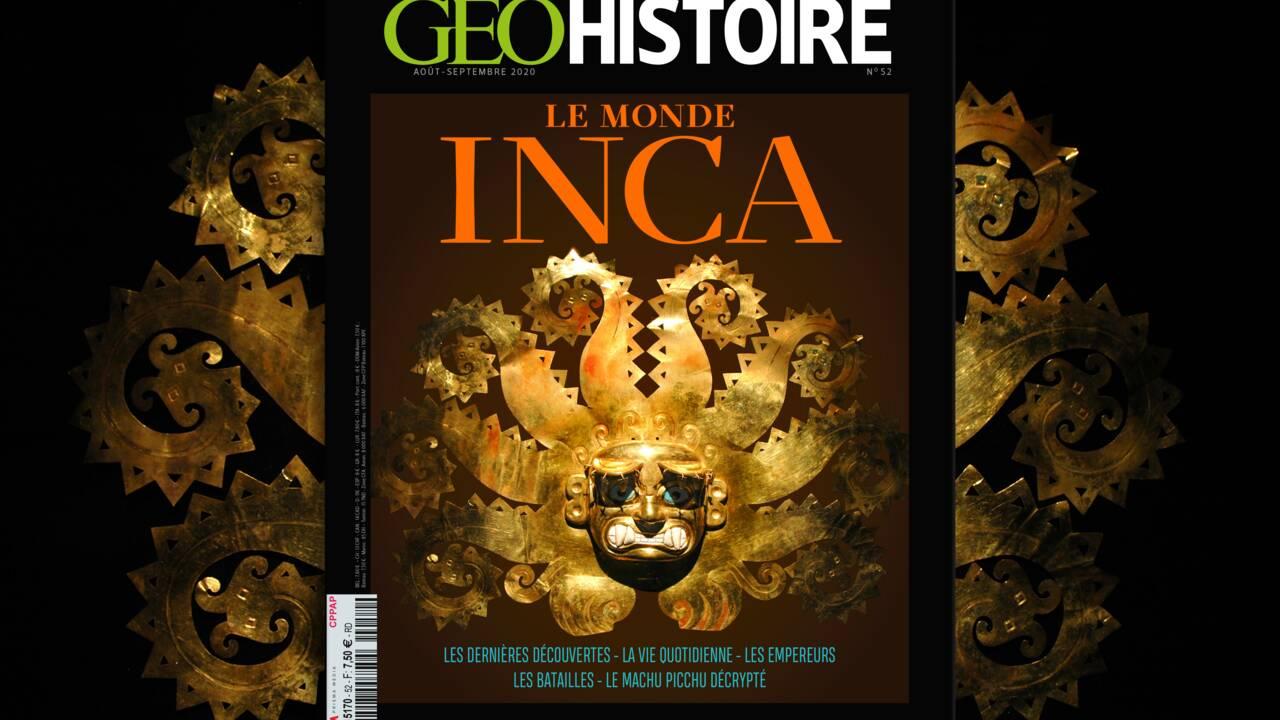 Science et archéologie (1/6) : à Nazca, ce visage de 5 mètres de long a été dévoilé par un drone